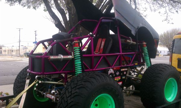 "preciador6 ~ PATRIOT RACING MINI MONSTER TRUCK ""COMMANDO"" 2012_111"