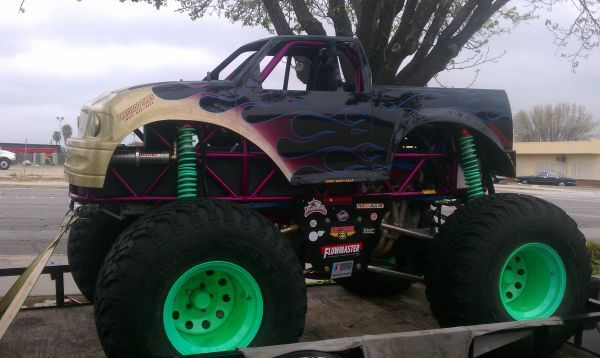 "preciador6 ~ PATRIOT RACING MINI MONSTER TRUCK ""COMMANDO"" 5v25e810"