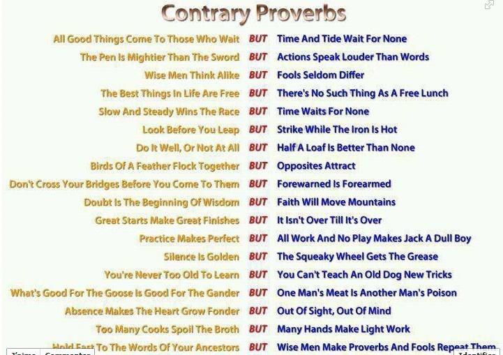 Contrary Proverbs Temp11