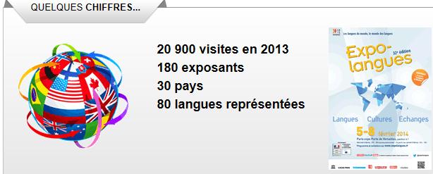 """EXPOLANGUES 2014 : Table ronde """"Des langues... 32ème édition Temp1136"""