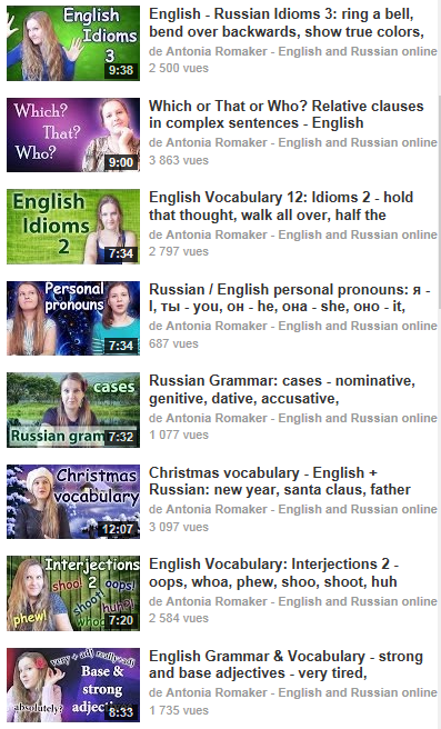 Internet English Resources by Antonia Romaker Temp1168