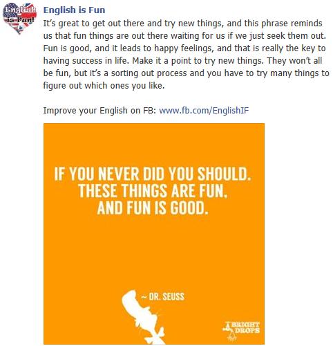 Internet English Resources 3 on EnglishIsFun (Facebook) Temp1233