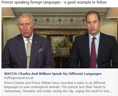 Charles and William speak 6 different languages Temp1363