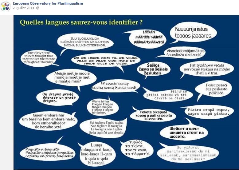 Quelles langues saurez-vous identifier ? Temp145