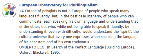 European Observatory for Plurilingualism - Page 2 Temp179