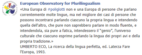 European Observatory for Plurilingualism - Page 2 Temp185