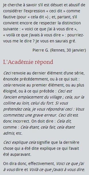 L'Académie Française - le site Internet Temp2251