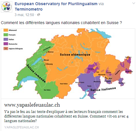 European Observatory for Plurilingualism Temp2285