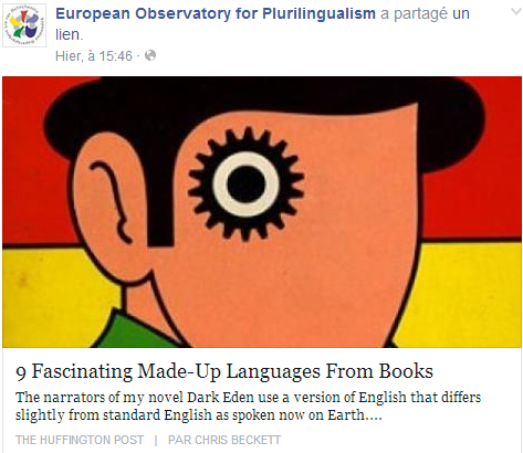 European Observatory for Plurilingualism Temp2330
