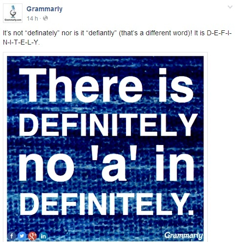 Internet English Resources - Grammarly.com 2 - Page 4 Temp375