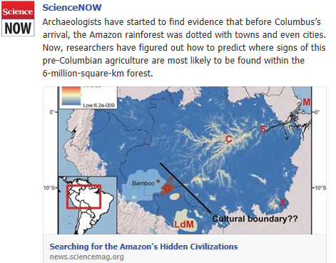Searching for the Amazon's Hidden Civilizations Temp739