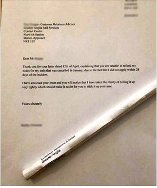 Complaint Letter Temp757