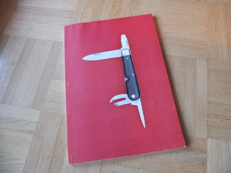 brochure à l'occasion des 100 ans du Soldier en 1991 Dscf5810