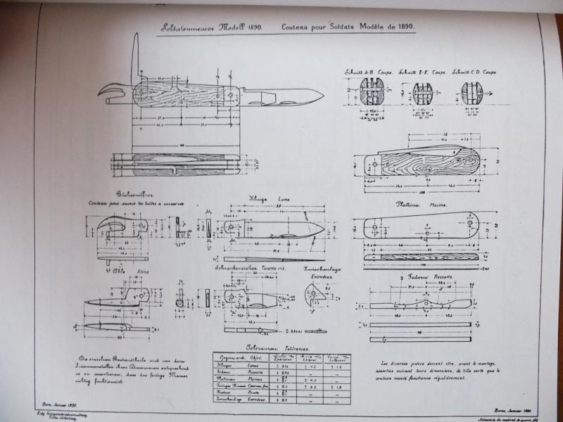 brochure à l'occasion des 100 ans du Soldier en 1991 Dscf5816