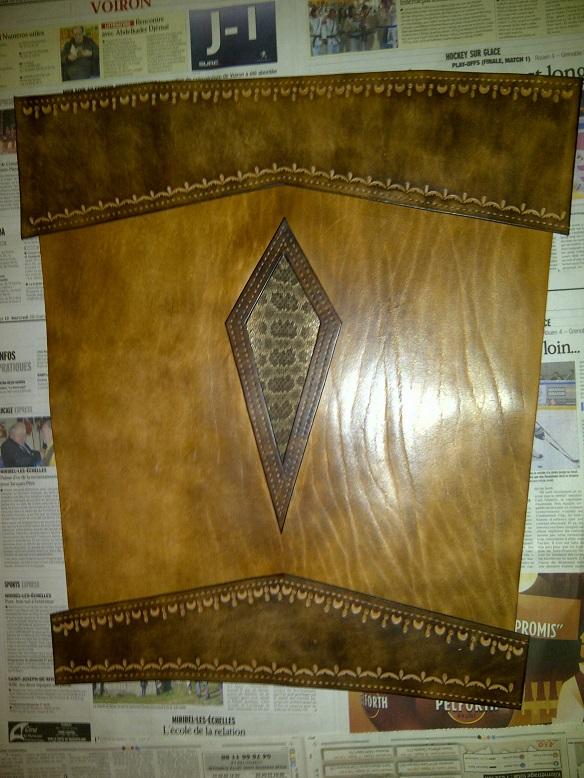 colorer cuir brut Teintu10