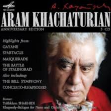 ARAM KHACHATURIAN Downl596