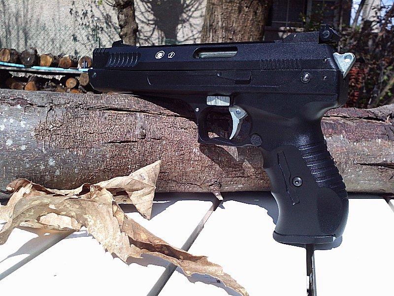 Réception premier pistolet : Beeman P17 00110