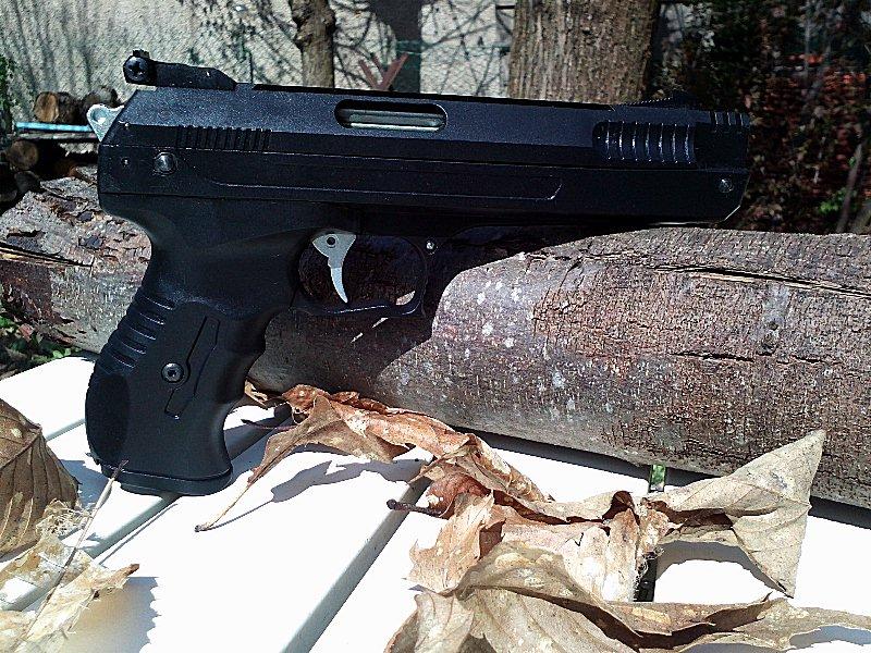 Réception premier pistolet : Beeman P17 00210