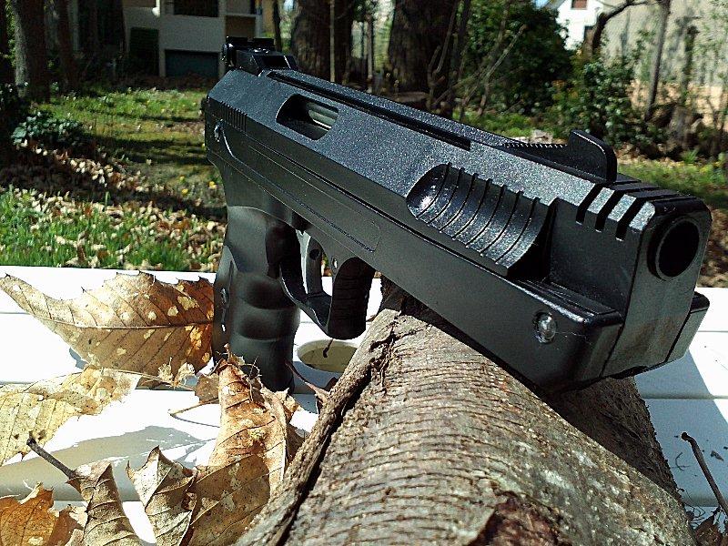 Réception premier pistolet : Beeman P17 00310