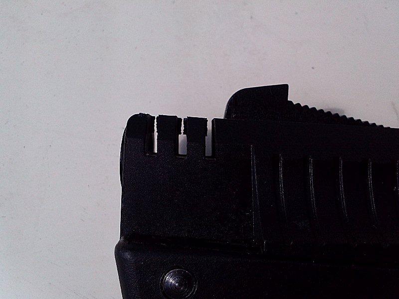 Réception premier pistolet : Beeman P17 00510
