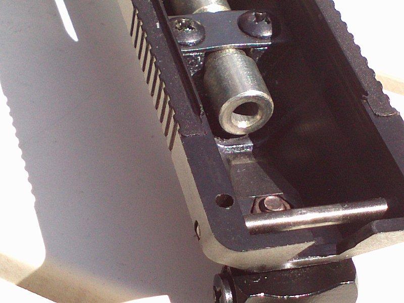 Réception premier pistolet : Beeman P17 00810