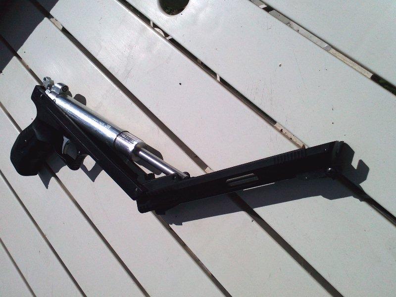 Réception premier pistolet : Beeman P17 01210