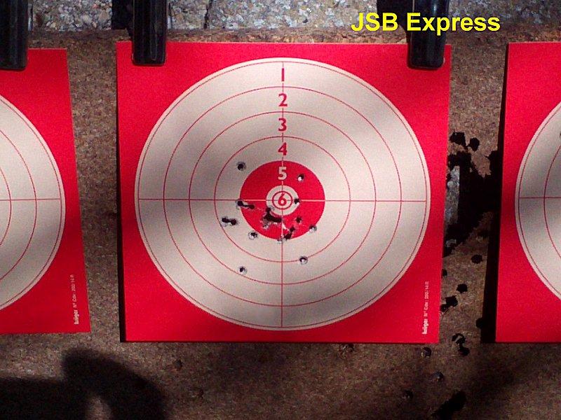 Réception premier pistolet : Beeman P17 01710