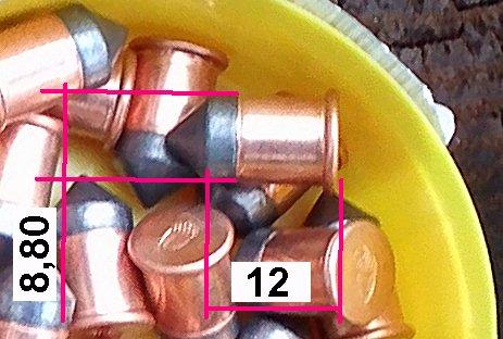 """""""EJECTOR"""" 9mm Flobert, l'arme de destruction massive......   ;-) Cartco10"""