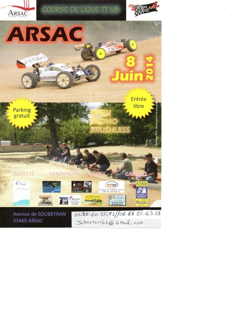 Open/Promo TT 1/8 TH/BL le 8 Juin 2014 à ARSAC Affich16