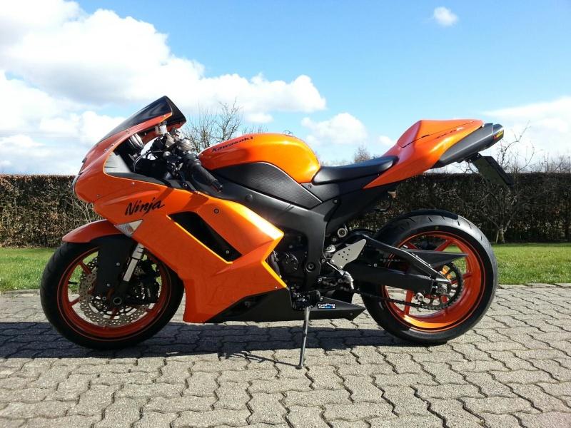 Ma Ninja Zx6r K8 orange/black Clean Look ! ! !  - Page 6 10003710