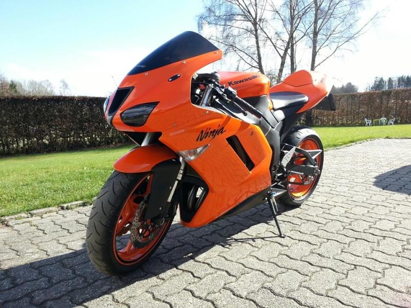 Ma Ninja Zx6r K8 orange/black Clean Look ! ! !  - Page 6 15343010