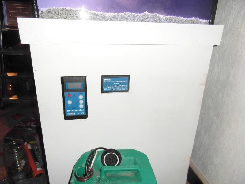 mon nouveau bac de 430 litres Sam_1217