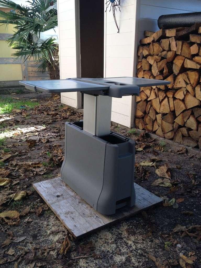 (Vendue) Vends Table Pliable Papillon pour Mercedes Viano Table_11