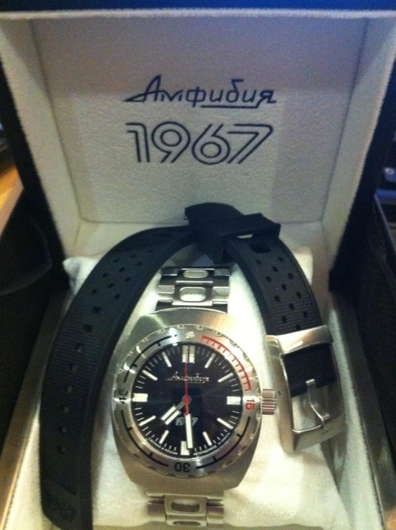 RECENSEMENT DES AMPHIBIA 1967 modèle 190465 et 190476 196710