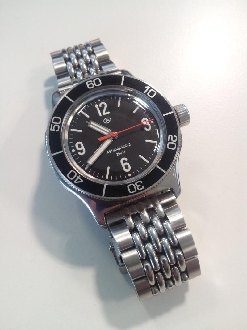 Avis, bons plans, pour bracelet métal sur Amphibia 20140110