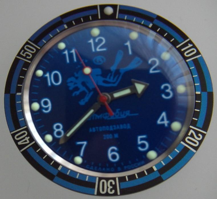 Vos montres russes customisées/modifiées Vostok13