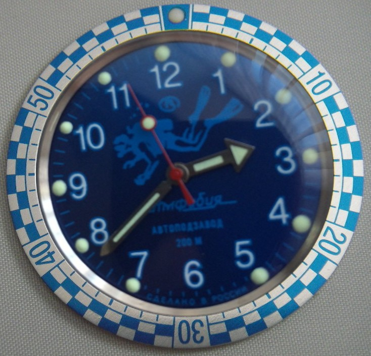 Vos montres russes customisées/modifiées Vostok14