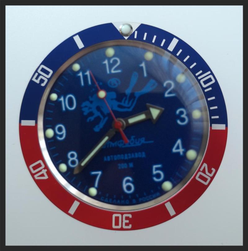 Vos montres russes customisées/modifiées Vostok15