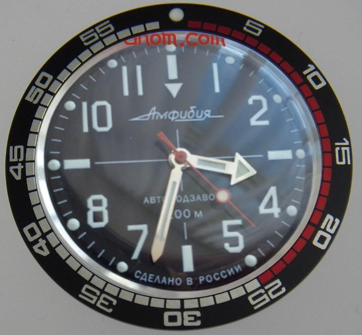 Vos montres russes customisées/modifiées Vostok17