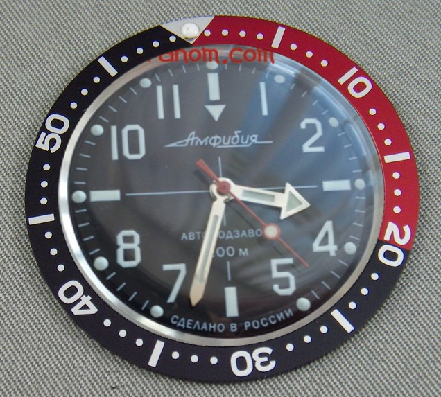 Vos montres russes customisées/modifiées Vostok18