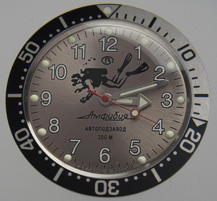 Vos montres russes customisées/modifiées - Page 2 Vostok21