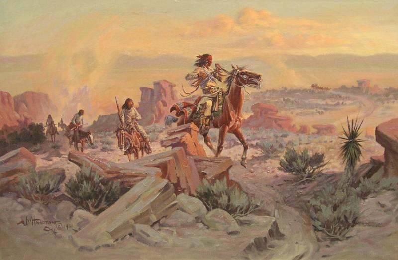 Immigrante (Jo Antonetti) Apache10