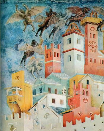 CRITIQUES / CHRONIQUES LITTERAIRES Giotto11