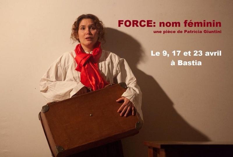 """Interview Patricia Giuntini : à propos de """"Force : nom féminin"""". Giunti10"""