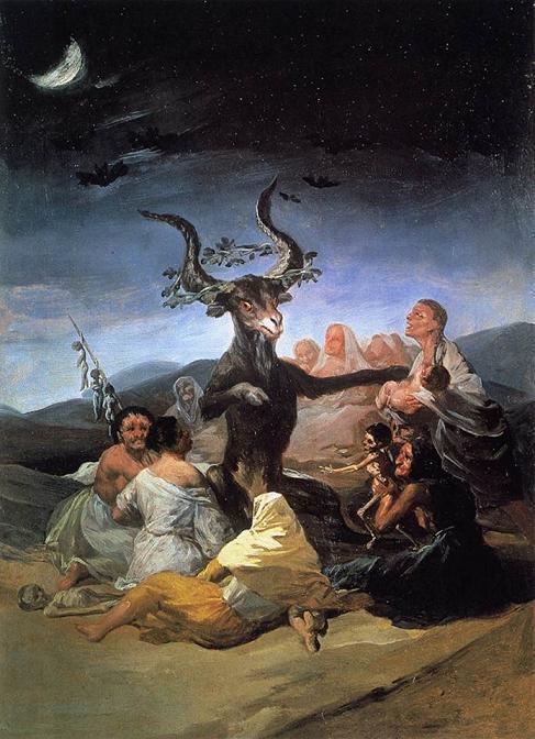 Amalthée/Amaltea (Dominique Giudicelli) Goya11