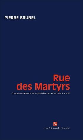 CRITIQUES / CHRONIQUES LITTERAIRES Rue-ma11