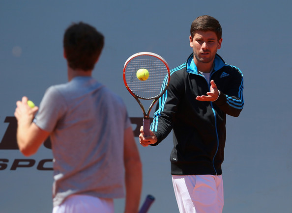 ATP MADRID 2014 : infos, photos et videos - Page 3 Andy218