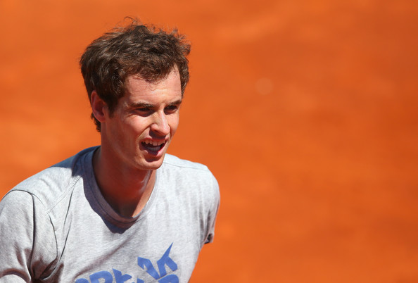 ATP MADRID 2014 : infos, photos et videos - Page 3 Andy413