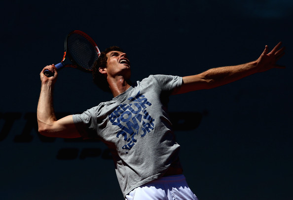 ATP MADRID 2014 : infos, photos et videos - Page 3 Andy_110
