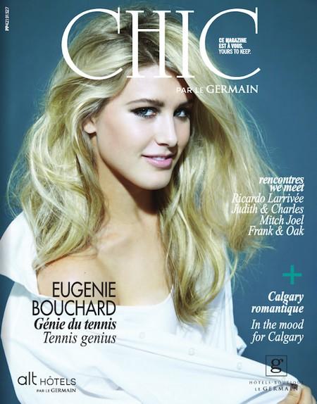 EUGENIE BOUCHARD (Canadienne) Boucha10